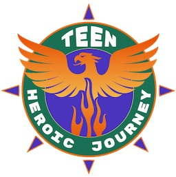 Heroic Teen Journey Logo